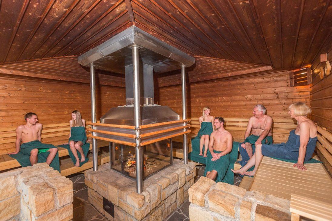 Saunawelt & Entspannung - Arobella Erlebnisbad